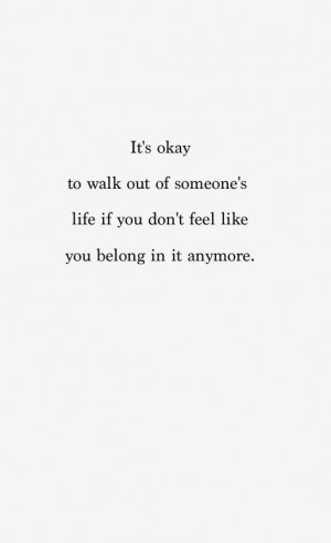 ... , So True, Feelings, True Stories, Not Belong Quotes, Someone Life