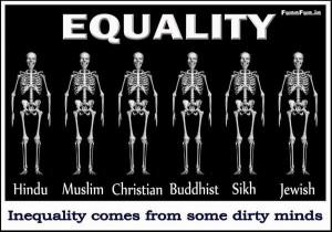 Human Equality Definition