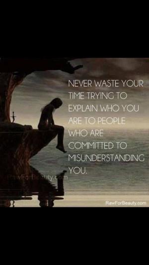 Quote misunderstood