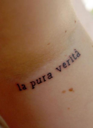quotes meaning italian words italian quotes italian phrases tattoos ...