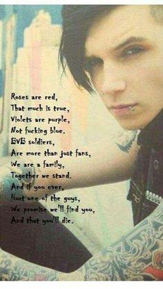 Band Lyrics/Quotes