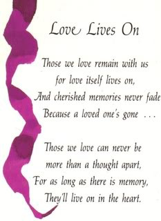 Loved One Passing Away Quotes Memory of our loved one,