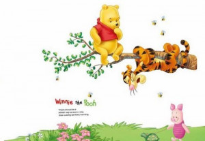 Get Winnie The Pooh Quotes from Wall Decals Quotes Store