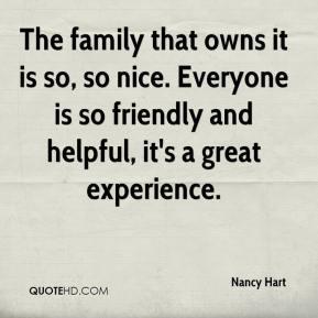 Nancy Hart Top Quotes