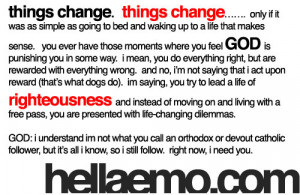 thingschange