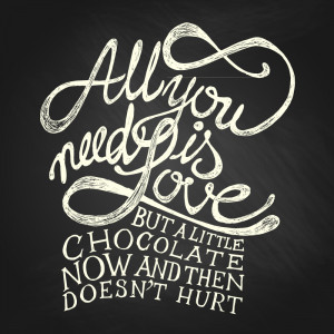 Chocolate Quotes & Sayings | Cookie and Chocolate Quotes and Sayings ...