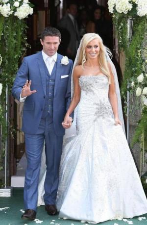 Robbie Keane Wedding ( 1 )