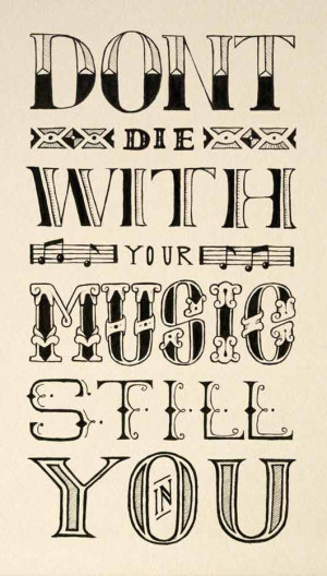 Typography: 20 Beautiful Yet Inspiring Hand Lettering Quotes