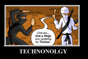 ninja Weekly Stress Relief Funny Quotes, 21 February 2013