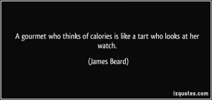 More James Beard Quotes