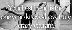 Cute Best Friend Quotes For Teenage Girls