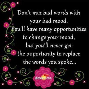 Some Nice Words