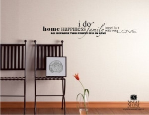 family word collage wall decals item family word collage $ 24