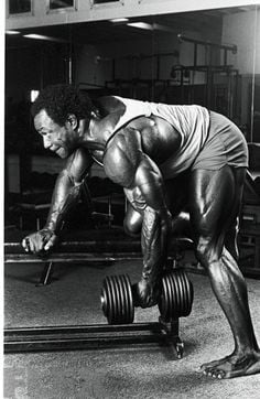 Lee Haney More