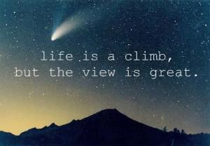 life #climb #blue #Stars