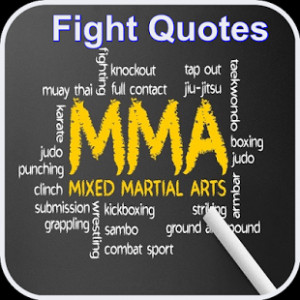 MMA Fight Quotes - screenshot thumbnail