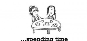 Quotes About Spending Time With Best Friends ~ Be with Me (Wait for ...