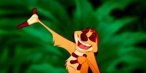 Timon Lion King