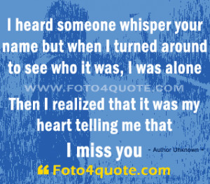 miss you so much quotes – images part 1
