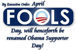 Obama Supporter Day