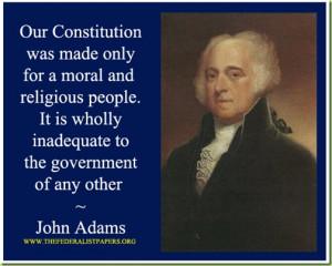 john adams slogan