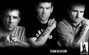 Sean Peyton, Steve Gleason & Drew Brees. No White Flags. See Steve's ...