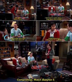The Big Bang Theory Quote-21