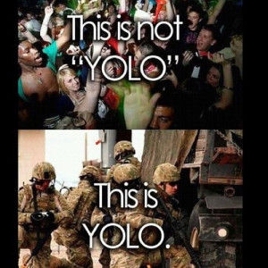 the # definition # of # yolo # army # military # swag # follow # me ...