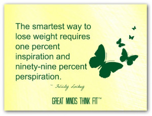 Thomas Edison Sheds Light on Weight Loss Success