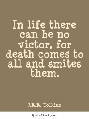 quote about life by j r r tolkien create custom life quote graphic