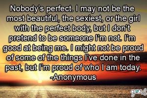 Body Image Quotes