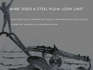 Displaying 18> Images For - Steel Plow 1837...