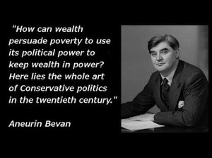 Quotable: Aneurin Bevan on conservative politics