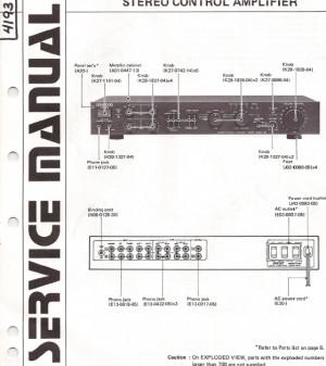 source Kenwood Basic C2 Service Manual