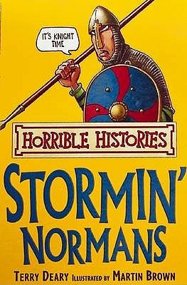 "Start by marking ""The Stormin' Normans (Horrible Histories) "" as ..."