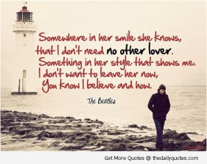 ... beatles quotes love songs nice sayings pics Famous Love Song Quotes