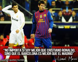 citas #español #frases #Lionel Messi #spanish #quotes