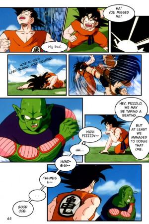 DragonBall Z Abridged: The Manga - Page 061 by penniavaswen