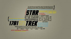 STAR TREK AOS Quotes by artphilia247