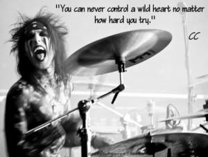 Exclusive interview with Black Veil Brides drummer Christian
