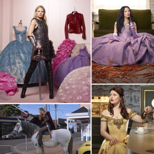 Once Upon a Time Character Pictures