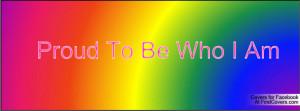 Gay Pride Facebook Covers