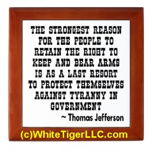 Founding Fathers on Tyranny