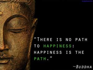EmilysQuotes.Com - happiness, wisdom, life, Buddha, inspirational