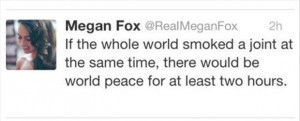 Funny Quotes About Megan Fox