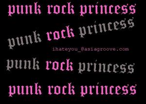 punk rock princess Image