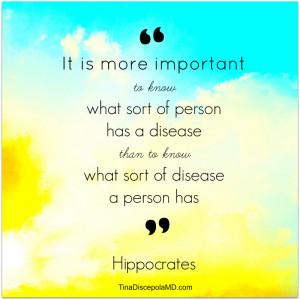 health quote , Hippocrates , quote