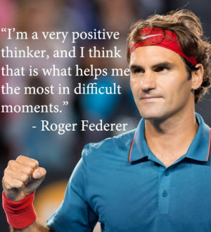 your daily inspiration # tennis # federer read more show less