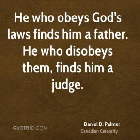 Daniel D. Palmer Top Quotes