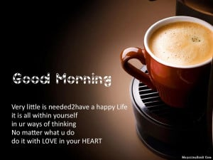 Good Morning Beautiful Tumblr Quotes Beautiful good morning